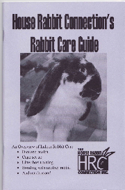 HRC's Rabbit Care Guide